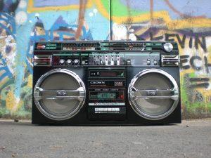 Black cloud - L'émission sur Radio Magny